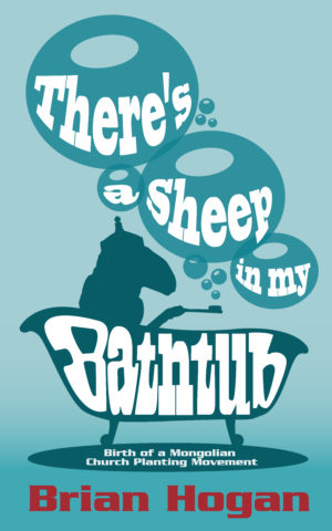 A Sheep in my Bathtub: 10th Anniversary Edition $14.00